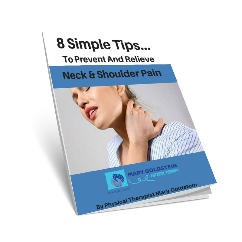 Neck & Shoulder Pain | Mary Goldstein Physical Therapy